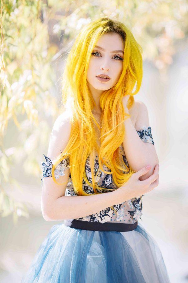 Yellow, photography by Jovana Rikalo