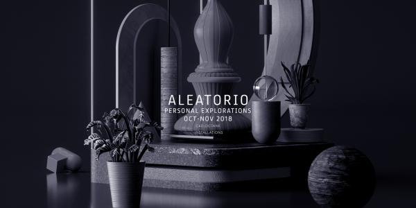 Aleatorio, digital art by Vineeth TP