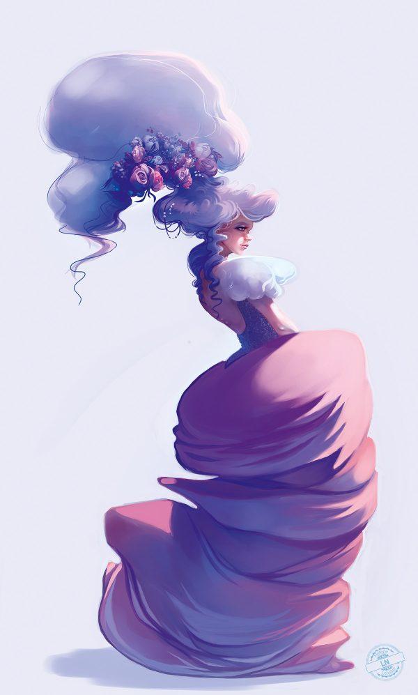 Illustration by Hélène Lenoble