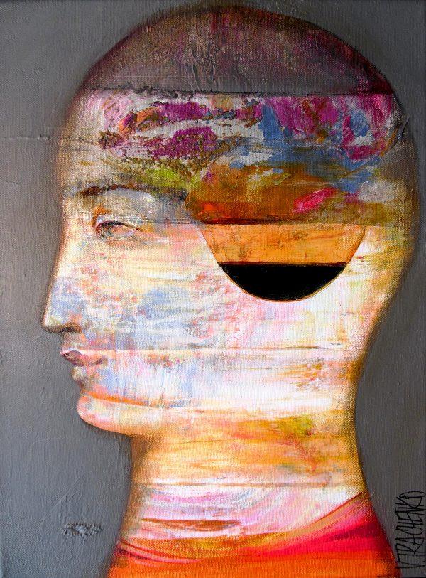 Painting by Victor Tkachenko