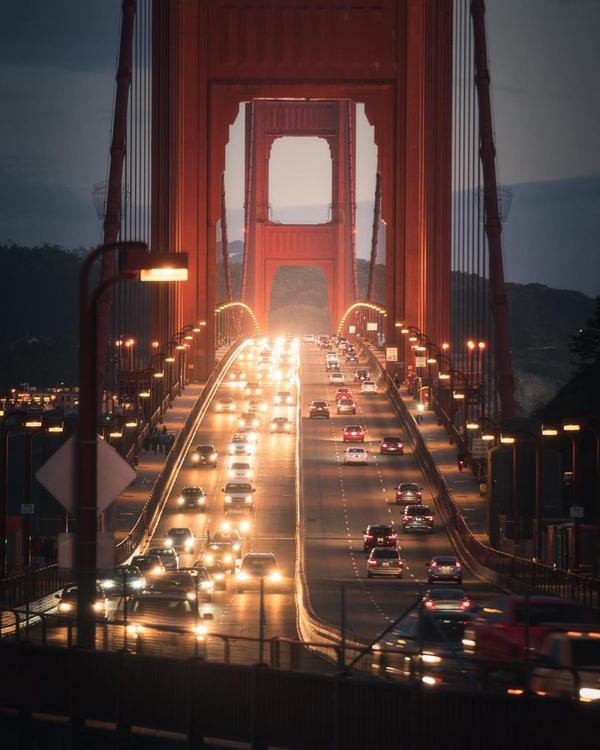 San Francisco Bay Area, street photography by Paul Clark