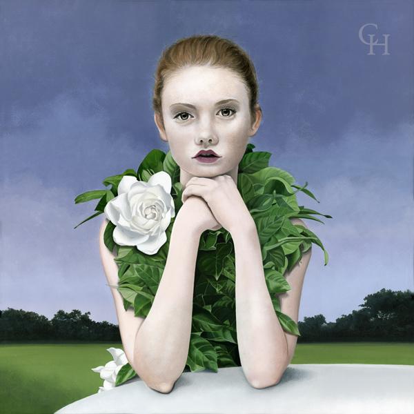 Amazing portraits by Chiara Cappelletti