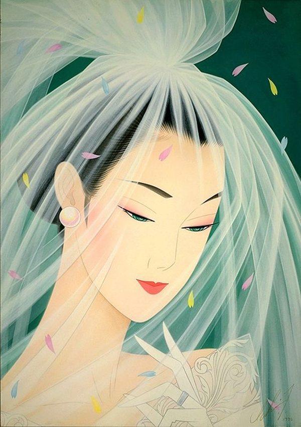 Graceful and gorgeous world of Ichiro Tsuruta