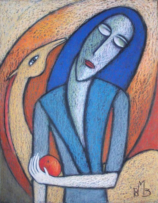 Mahmoud Zayed, paintings
