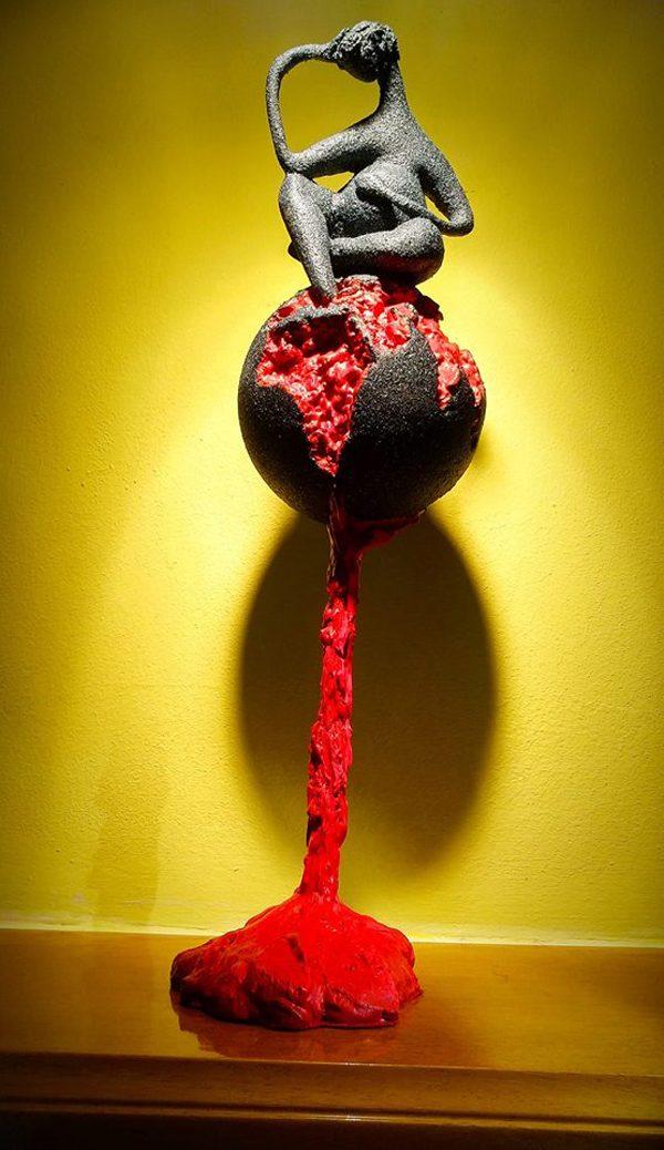 Sculpture Dreams by antonis