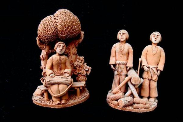 Ceramics by Illia Vaselovych