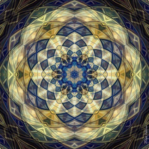 Eternity, digital art by Viktória Kováts