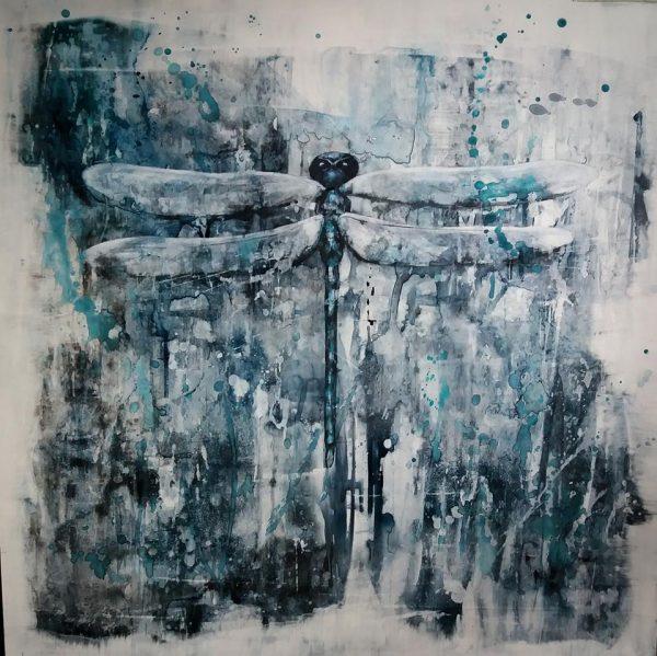 Paintings by Tom De Bondt