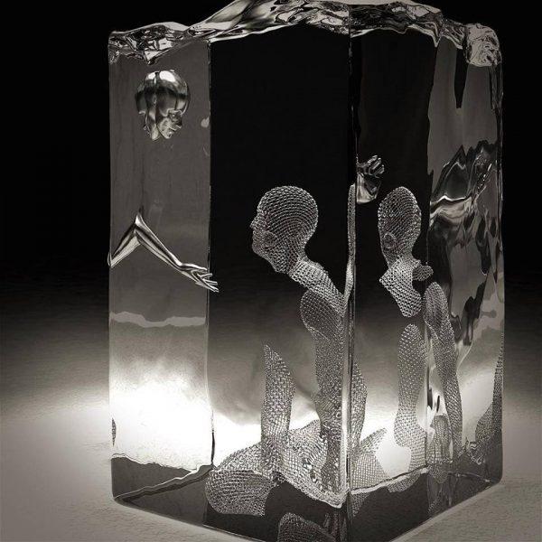 Sculpture by Franck Kuman