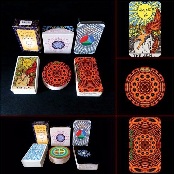 Tarot of Cyclicity by Attila Blaga