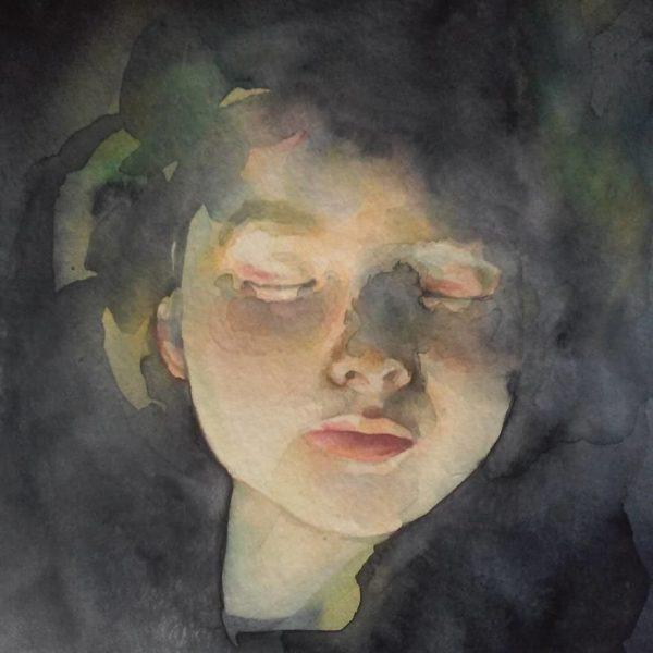 Watercolor paintings by Dunja Jung