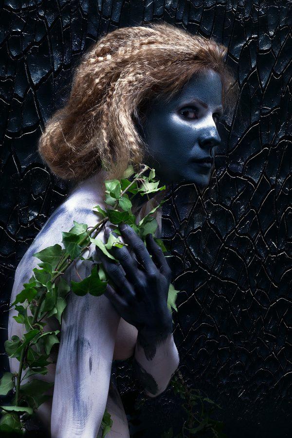 Fleur du mal, photography by Silvia Sasso