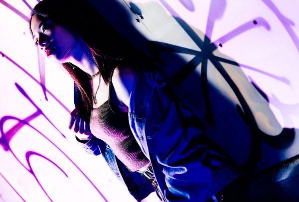 """""""Saeko"""", photography by Kanto Tsuji"""