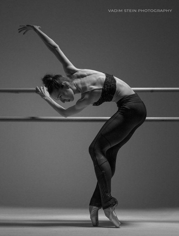 Alla Bocharova, photography by Vadim Stein