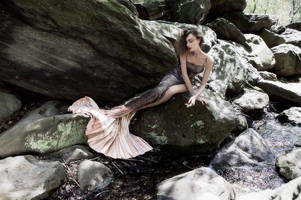 Lost in time, photography by Ekaterina Belinskaya