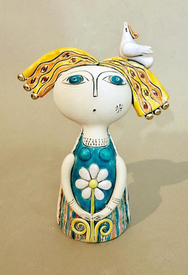 Ceramic art by Aram Hunanyan
