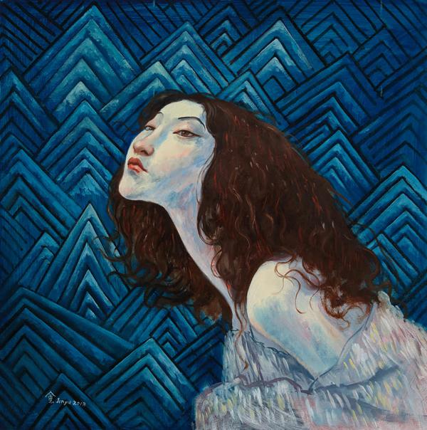 Paintings by Yu Jin