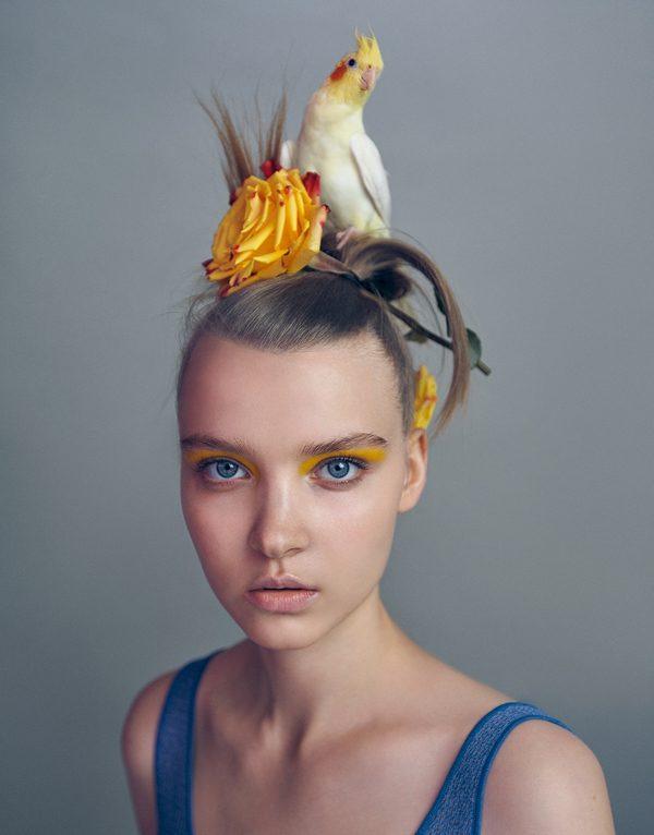 Pet & Beauty, photography by Xiao wei Xu