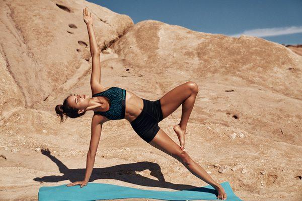 Yoga Dream, photography by Alexei Bazdarev