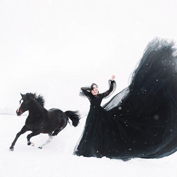 Black Winter, photography by Jovana Rikalo