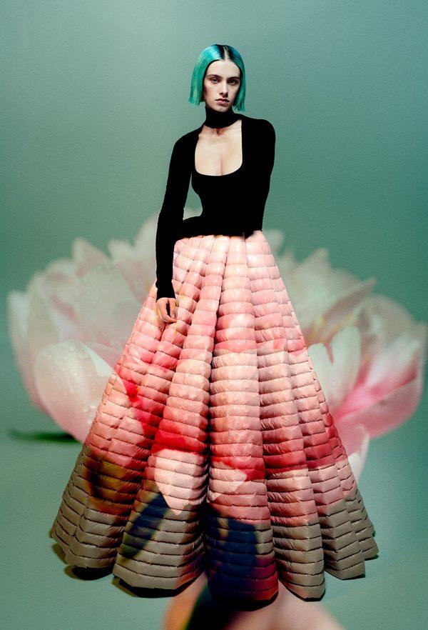 Sasha Belyaeva / Vogue Russia, photography by Elizaveta Porodina