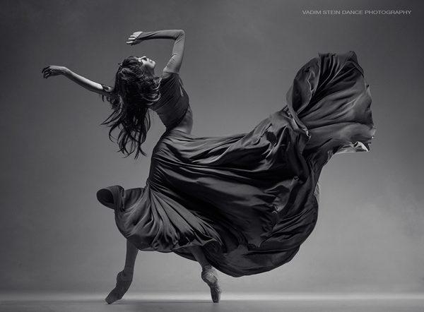 Aizhan Mukatova, Vadim Stein dance photography