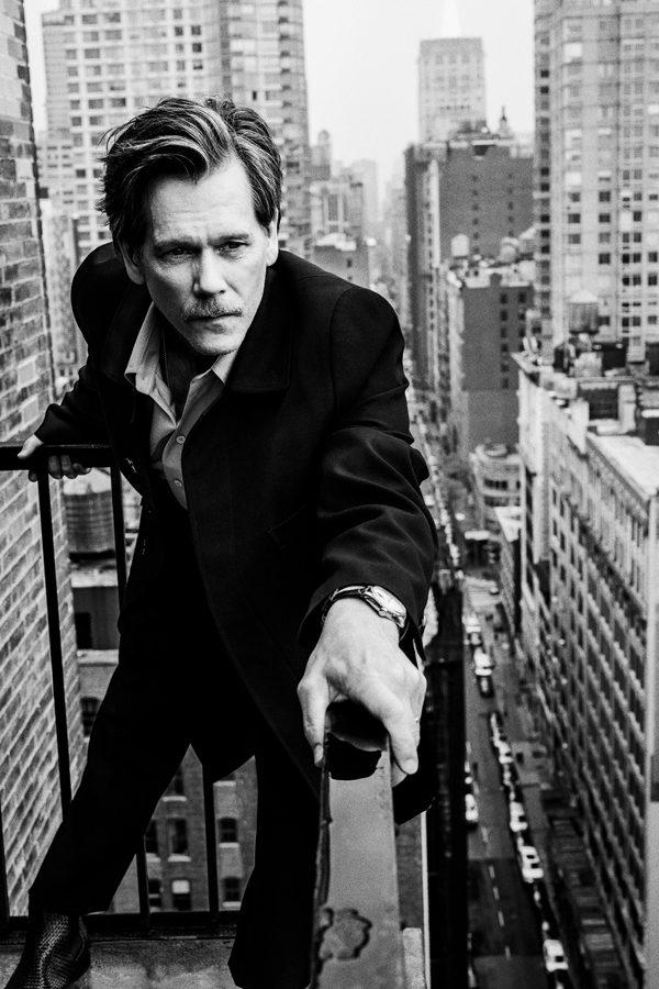 Kevin Bacon, photography by Elizaveta Porodina