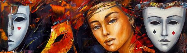 Paintings by Alicja Ressa