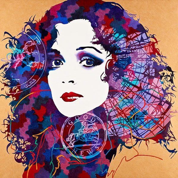 Paintings by Moran Haynal
