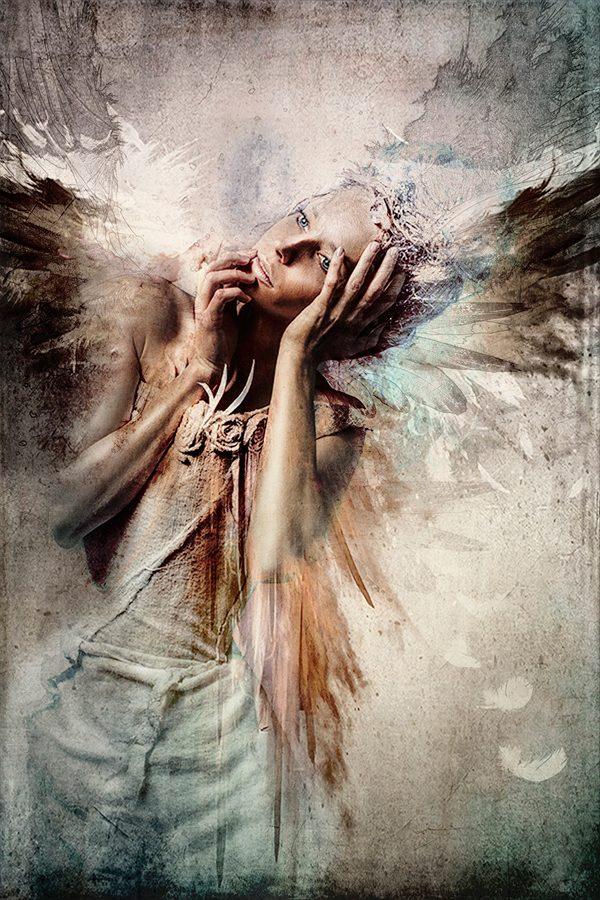 Digital art by Cathrine Blan