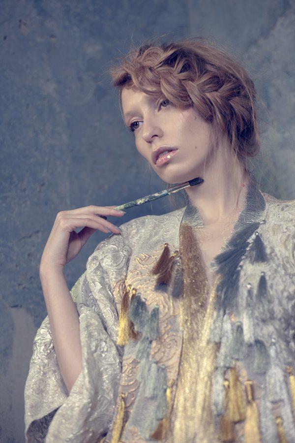 Fine artist, photography by Ilya Blinov