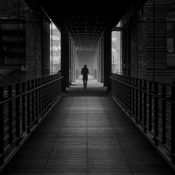 Urban melancholy, photography by Alexander Schoenberg