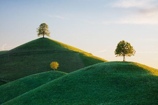 Hobbiton, photography by Martin Rak