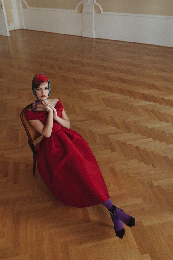 Loré - La Violetera Campaign by Doris Fatur